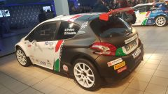 Peugeot Sport Italia al Cir 2018 con tre Peugeot 208 - Immagine: 11