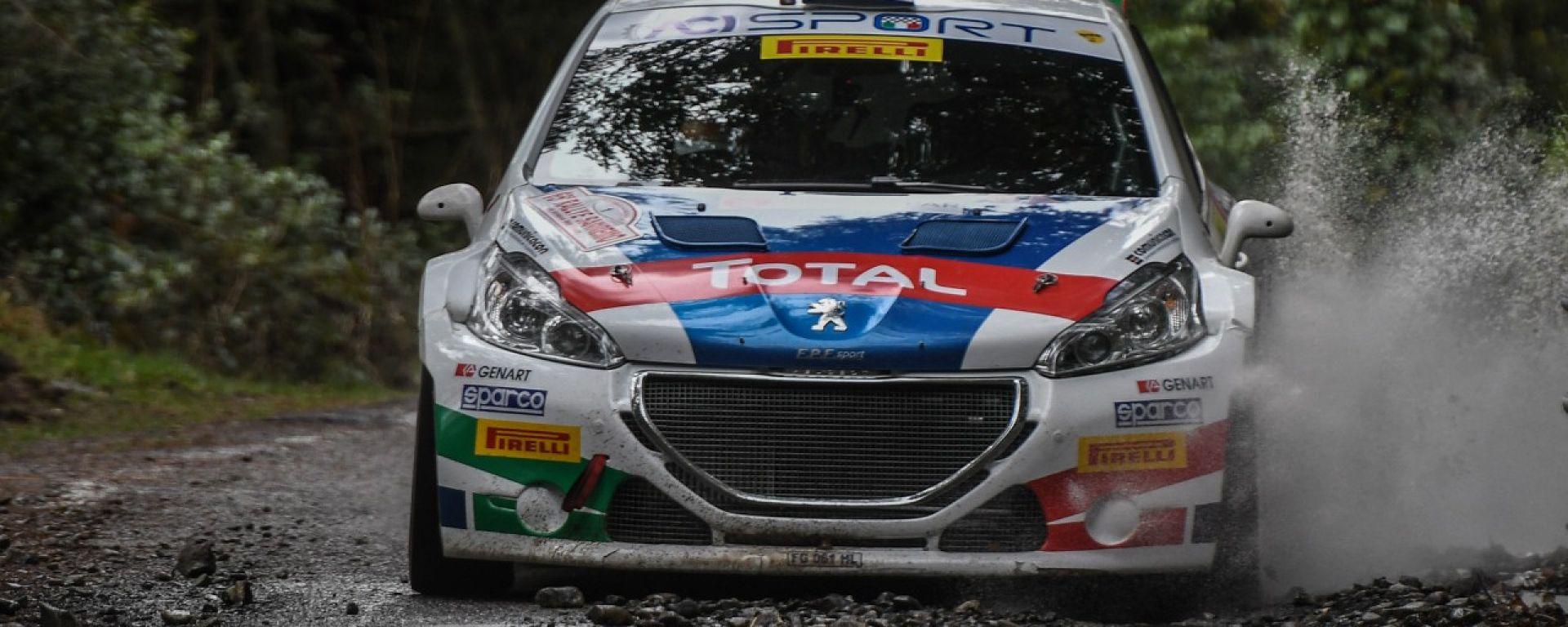 Peugeot Sport Italia e Andreucci: i killer di Sanremo