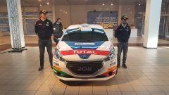 Peugeot Sport Italia - la 208 del duo De Tommaso-Ferrara