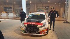 Peugeot Sport Italia - la Peugeot 208 del duo Pollara-Princiotto