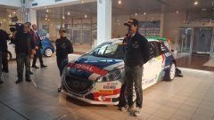 Peugeot Sport Italia - La Peugeot del duo Andreucci-Andreussi