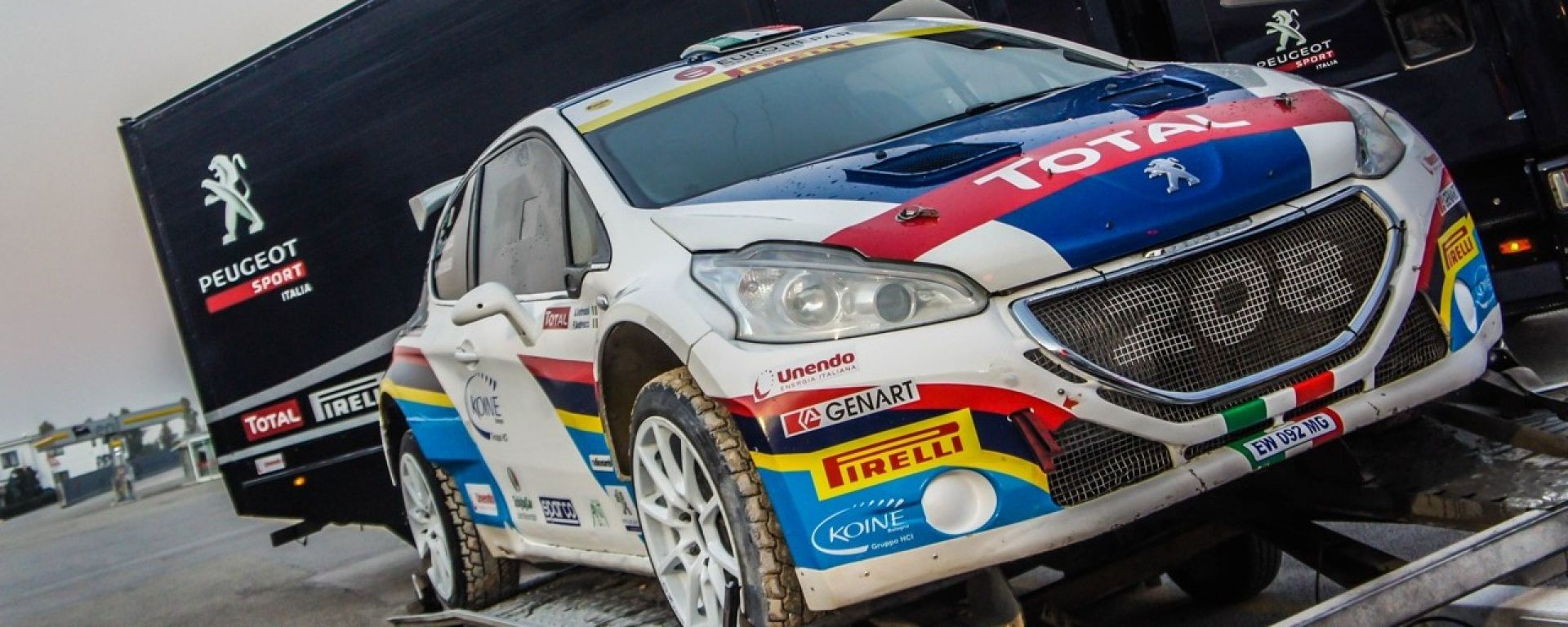 Peugeot Sport Italia - Peugeot 208 T16