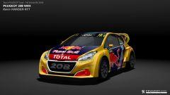 Peugeot Sport svela la 208 di Rallycross per Loeb e Hansen - Immagine: 6