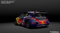 Peugeot Sport svela la 208 di Rallycross per Loeb e Hansen - Immagine: 7
