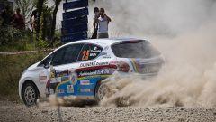 Peugeot Sport - Tassone e Michi a bordo della Peugeot 208