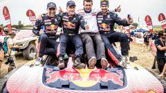 Peugeot Sport Total - Dakar 2018