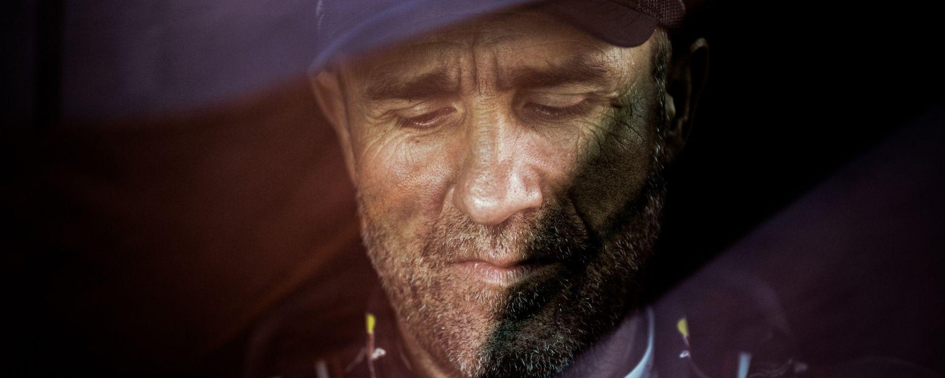 Peugeot Sport Total - il pilota Peterhansel