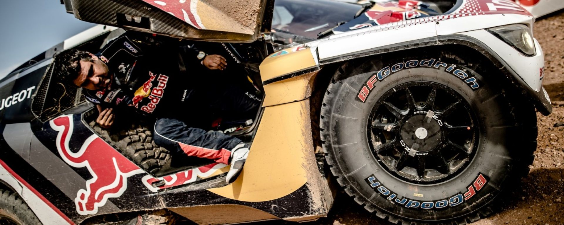Peugeot Sport Total - Rally Marocco 2017