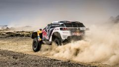 Peugeot Sport Total - Silk Way Rally giorno 11