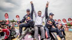 Peugeot Sport Total vince la Dakar 2018 con la 3008 di Sainz - Immagine: 1