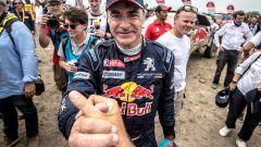 Peugeot Sport Total vince la Dakar 2018 con la 3008 di Sainz - Immagine: 4
