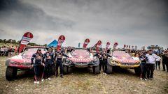 Peugeot Sport Total vince la Dakar 2018 con la 3008 di Sainz - Immagine: 5