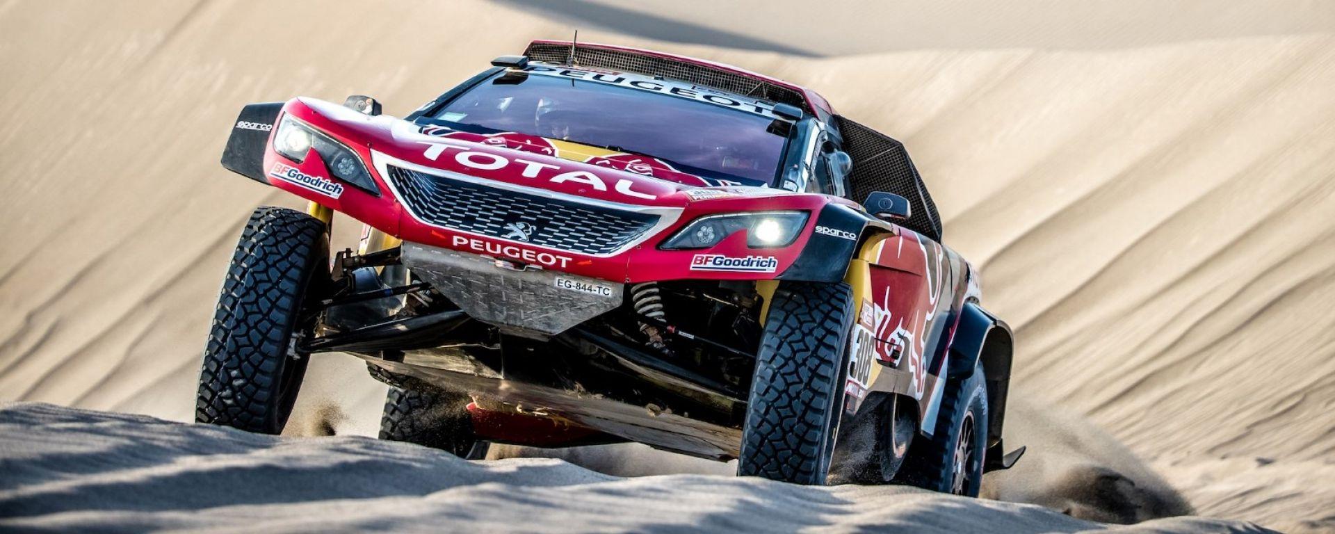 Peugeot Sport Total