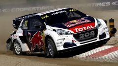 Peugeot Team Hansen - RX 2017 Circuit of Montalegre