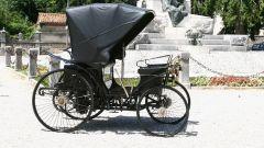 Peugeot riporta in vita la prima auto immatricolata in Italia - Immagine: 3