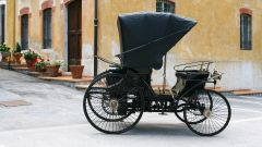 Peugeot riporta in vita la prima auto immatricolata in Italia - Immagine: 6