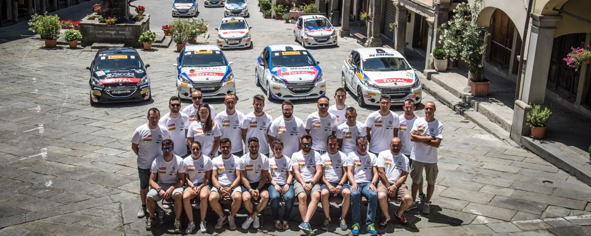 Peugeot Top Competition 208 Rally