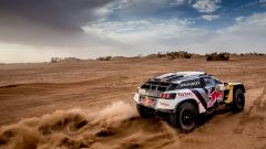 Peugeot Total Sport - Rally Marocco 2017