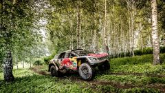 Peugeot Total - Tappa 2 Silk Way Rally 2017
