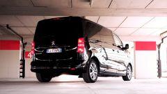 Peugeot Traveller 3/4 posteriore