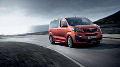 Peugeot Traveller, comfort di bordo e piacere di guida