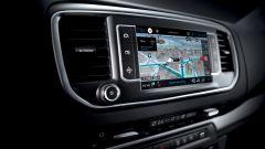 Peugeot Traveller, il sistema di navigazione