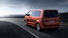 Peugeot Traveller, portiere scorrevoli hands free