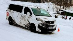 Peugeot Traveller: alla prova il 4x4 integrale by Dangel - Immagine: 1