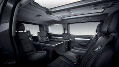 Peugeot Traveller, si può anche fare salotto