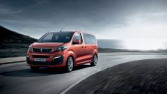 Peugeot Traveller, tre lunghezze di carrozzeria