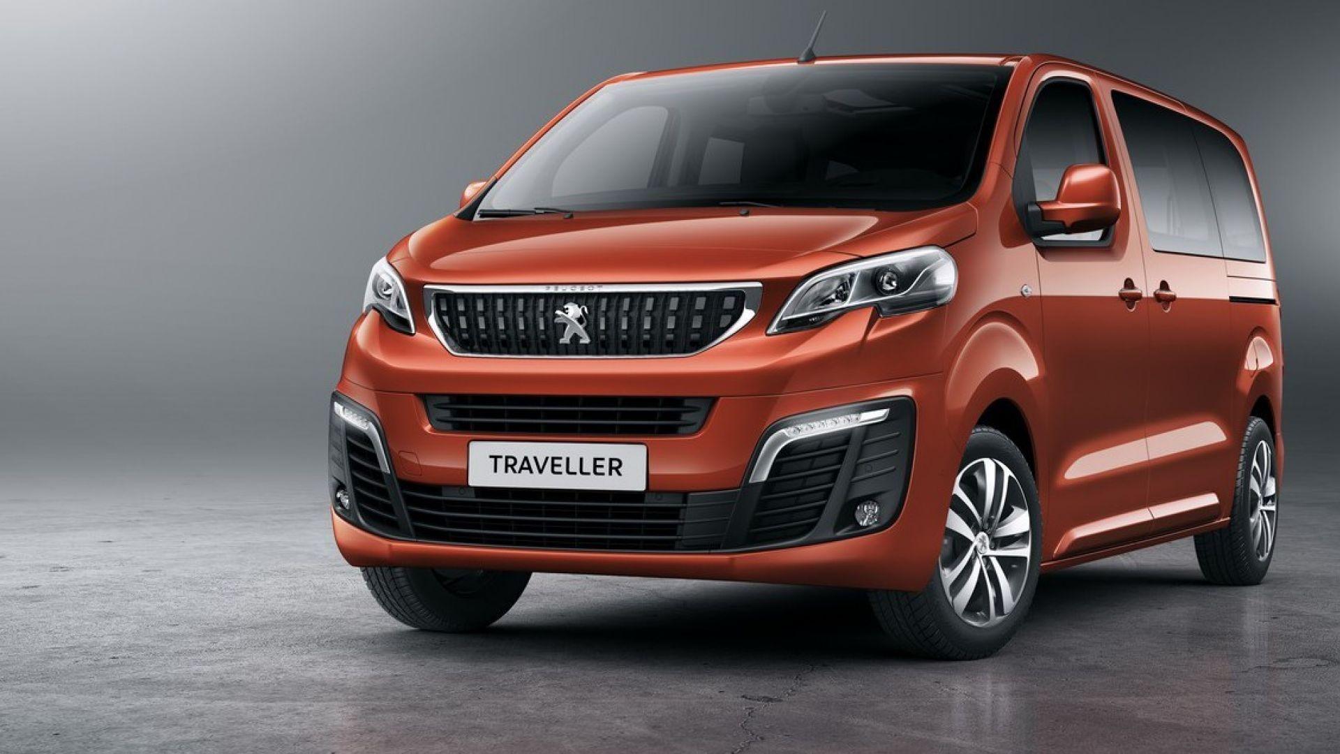 Veicoli Commerciali Peugeot Traveller Citroen