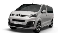 Peugeot Traveller, Citroen Spacetourer e Toyota Proace - Immagine: 4