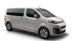Peugeot Traveller, Citroen Spacetourer e Toyota Proace - Immagine: 5
