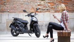 Peugeot Tweet Double Black e Paris 125 / 150: la prova - Immagine: 10