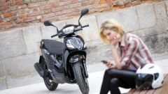 Peugeot Tweet Double Black e Paris 125 / 150: la prova - Immagine: 11