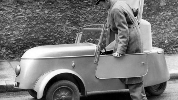 Peugeot VLV: la microcar nacque durante la II Guerra Mondiale