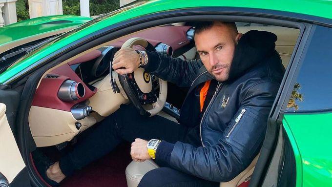 Philipp Plein, con Ferrari è guerra aperta