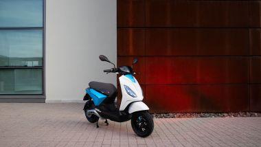 Piaggio 1: lo scooter elettrico