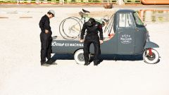 Piaggio: al Deus la Capsule Collection Ape by Deus Cycleworks - Immagine: 10