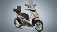 Piaggio Beverly 2021: tanti gli accessori per arricchire lo scooter