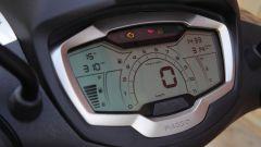 Piaggio Beverly 300 2021: il nuovo display LCD da 5,5