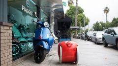 Piaggio: Blind Spot Detection e Lane Change Assist per le 2 ruote