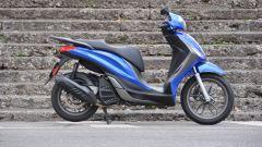 Piaggio Medley 150 S, statica laterale