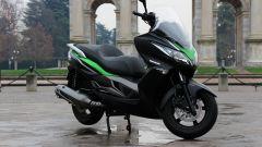 Piaggio Mp3 300 vs Kawasaki J300 vs Honda SH300i ABS - Immagine: 43