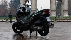 Piaggio Mp3 300 vs Kawasaki J300 vs Honda SH300i ABS - Immagine: 44