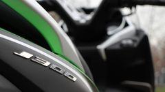 Piaggio Mp3 300 vs Kawasaki J300 vs Honda SH300i ABS - Immagine: 47