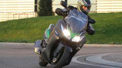 Piaggio Mp3 300 vs Kawasaki J300 vs Honda SH300i ABS - Immagine: 36