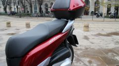 Piaggio Mp3 300 vs Kawasaki J300 vs Honda SH300i ABS - Immagine: 69