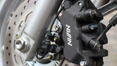 Piaggio Mp3 300 vs Kawasaki J300 vs Honda SH300i ABS - Immagine: 70