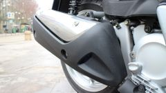 Piaggio Mp3 300 vs Kawasaki J300 vs Honda SH300i ABS - Immagine: 55